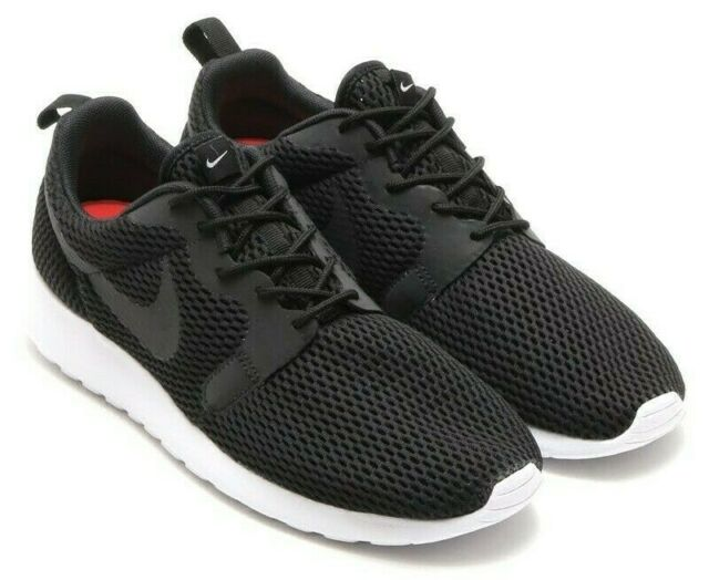 undefeated x incredible prices big discount Nike Roshe One BR Breeze Black White Mens Running Shoes Rosherun ...