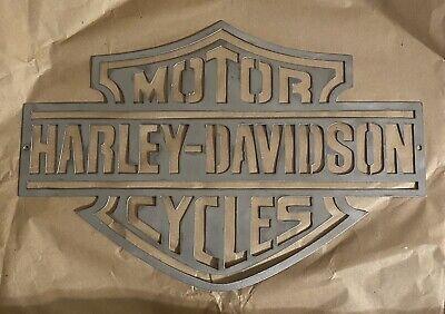 Metal Bottle Top Harley Davidson Motorcycles USA Tin Wall Sign Man Cave Garage