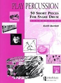 Play Percussion 50 Courtes Pièces Snare Dr Bartlett-afficher Le Titre D'origine Haute RéSilience