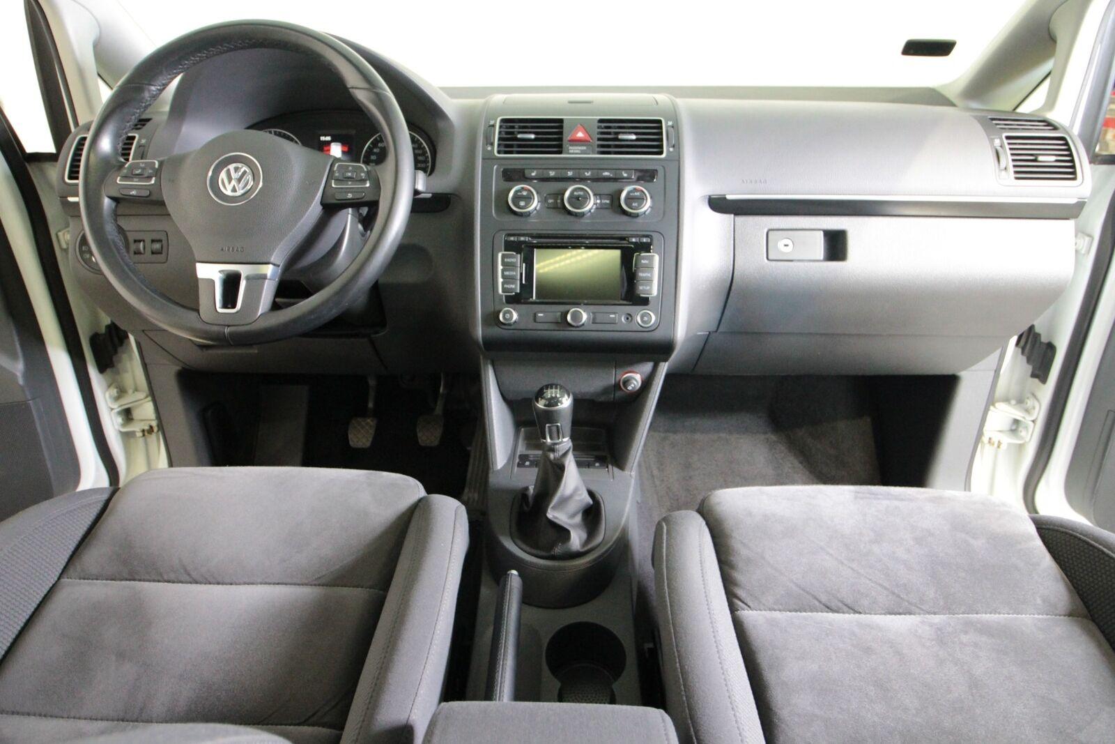 VW Touran TDi 140 Highline BMT 7prs