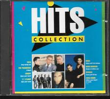 CD COMPIL 16 TITRES--HITS COLLECTION 1989--TOTO/EUROPE/BROS/KAOMA/DAWSON