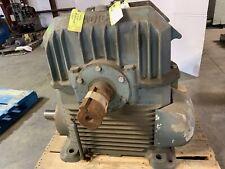 Radicon 7au12 David Brown 601 Ratio Gear Reducer 601