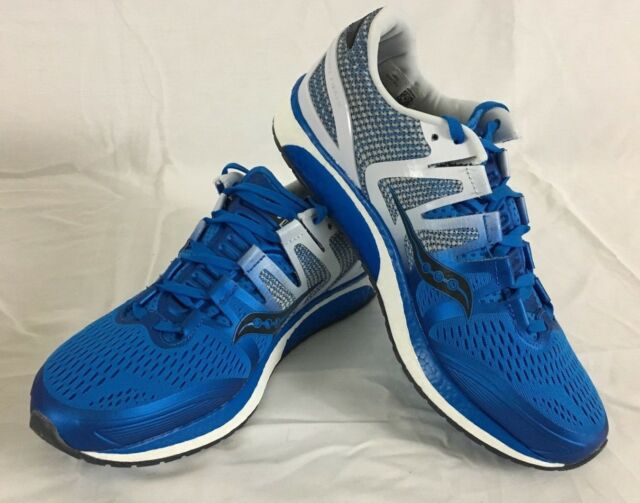 Saucony Liberty ISO Blue Black and
