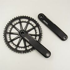 Cannondale Hollowgram SiSL Road Crank Set, 175mm, BB30, 53/39T SpideRing