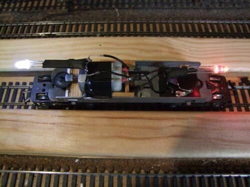 Rouge diamètre 3 mm pour loco JOUEF HO L2 Kit éclairage LED Blanc Chaud