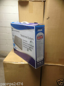 ORCHID-PBX-308-TELEPHONE-SYSTEM-BRAND-NEW