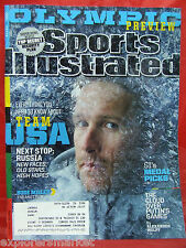 Sports Illustrated Olympic Preview Bode Miller The Last Run Super Bowl 48 S