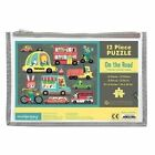 on The Road 12 Piece Puzzle 9780735335158 Mudpuppy Galison 2013 Toy