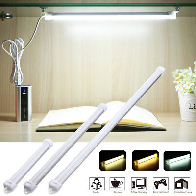 50cm 4W USB LED Hard Strip Light 36pcs LED Bulbs Outdoor Camping Portable Light