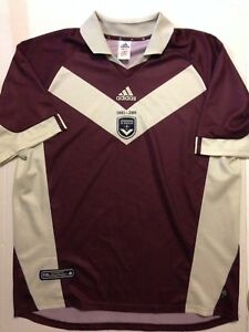 authentic quality where can i buy great deals Détails sur MAILLOT FOOTBALL ADIDAS GIRONDINS BORDEAUX 1881-2001