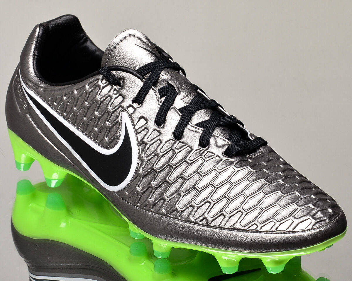 Nike Magista Orden FG men men men soccer cleats football metallic pewter 651329-010 a35fce