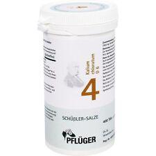 BIOCHEMIE Pflueger 4 Kalium chlorat. D6    400 st   PZN6318915
