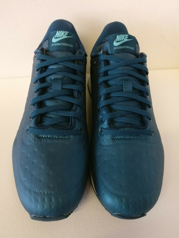 Nike JACARD femmes Internationalist JACARD Nike WINTER4 Metallic Sea vert 859544901 bfe1ba