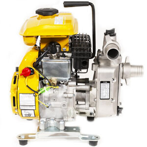 XtremepowerUS-Portable-2-5HP-Gas-Water-Pump-Semi-Trash-1-5-034-Air-Cooled-Engine
