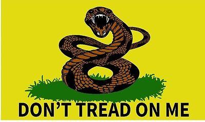 DONT-TREAD-ON-ME-ANGRY-RATTLESNAKE-3x5-feet-FLAG-GADSDEN-TEA-PARTY-MILITARY