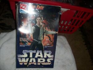 AMT-STAR-WARS-HAN-SOLO-Collector-Edition-Model-Kit-1995
