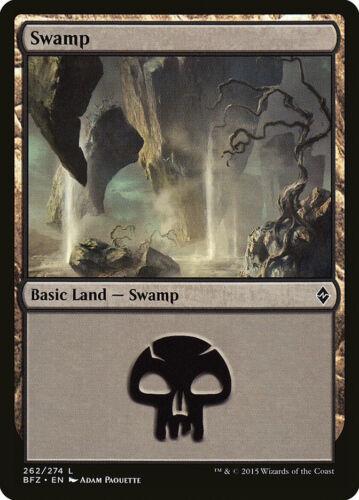 Magic the Gathering Swamp x24 Basic Land Lot