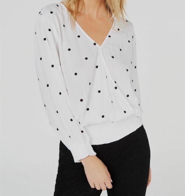 Women/'s NWT INC $109 Black Long-Sleeve Floral-Print V-Neck Sweater Dress