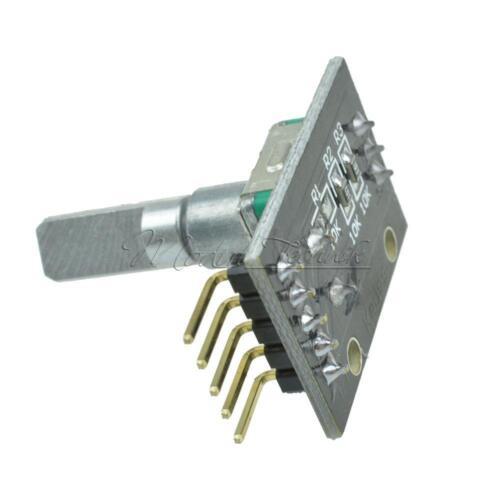 Rotary Encoder Module 360 Degrees Rotary Code Module for Arduino New