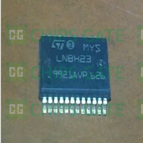 4PCS LNBH23 Encapsulation:SSOP24,LNBs supply and control IC with