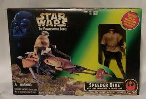 Star-Wars-Speeder-Bike-with-Exclusive-Luke-Skywalker-in-Endor-Gear-Kenner-1996