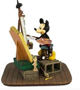Figurine Mickey Autoportrait