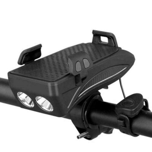 LED Fahrradlampe USB Wiederaufladbare Radlicht Fahrradlicht Vorne Wasserfest DHL