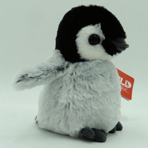 Wild Republic Mini Cuddlekins Pinguin 10844 Wild Republic Pinguin 17cm Stofftiere