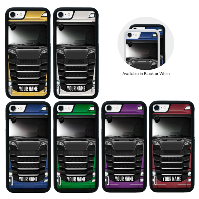 HGV Truck Personalised Case for Apple iPhone 5 5s SE 6 6s ... Iphone 5 6 7 8 X Xr Xr Max 5s 6s 7s 8s Prices