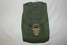 EAGLE INDUSTRIES ALLIED INDUSTRIES 1QT CANTEEN POUCH DEVGRU RG STERILE