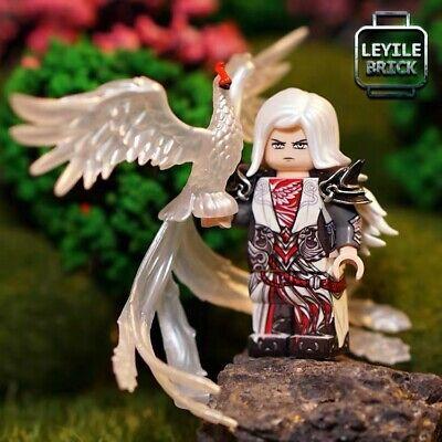 ⎡LEYILE BRICK⎦ Custom Honor of Kings Cao Cao Lego Minifigure