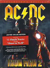 AC/DC : Iron Man 2 Ltd. Edition (CD + DVD + Book + Poster + Sticker)