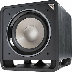 Polk-Audio-12-Inches-400-Watts-Home-Theater-Subwoofer-Black-Walnut-HTS-SUB-12