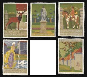 1910 s Nymphenburg E.V. Group-Max dellefant artiste-afficher le titre d`origine EKyeUCvi-07140528-700315705