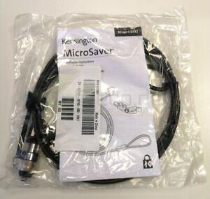 Kensington-Microsaver-Sicherheitsschloss-Latop-Sicherheitskabel-DP-N-0U7491