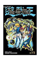 Yu-gi-oh (3-in-1 Edition) Vol. 6: Includes Vols. 16 17 & 18 Free Shipping