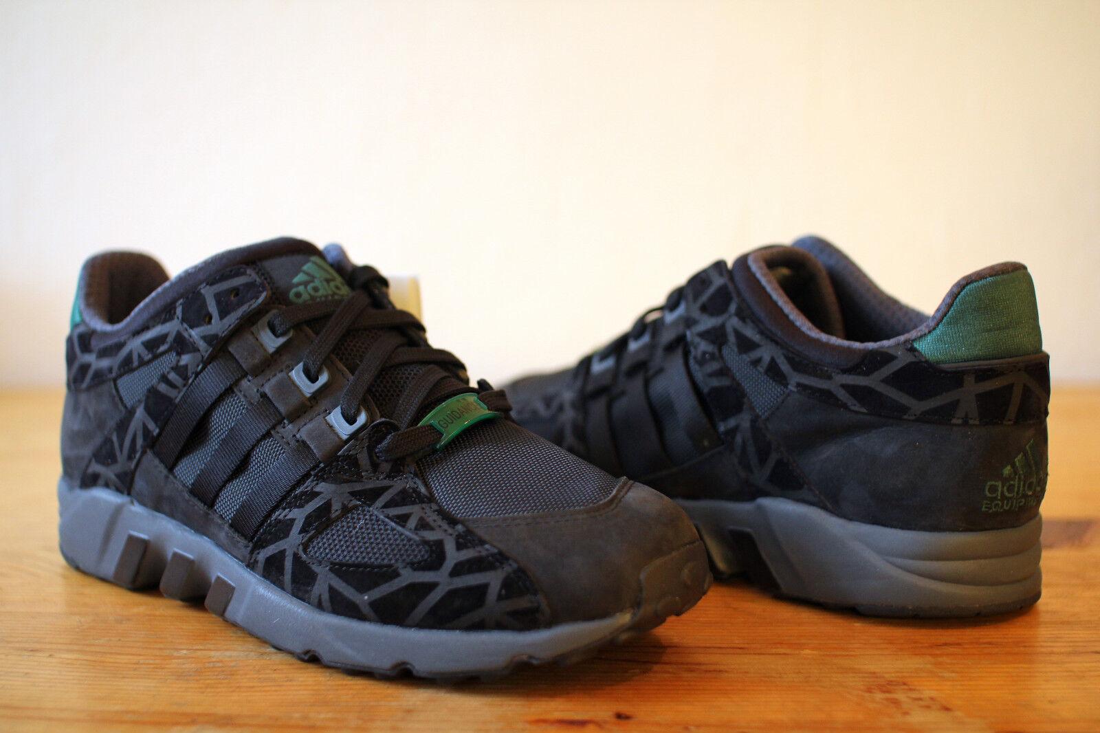 Adidas Equipment Running Support 93 Guidance Schwarz/Grün Gr. 42-46 NEU & OVP