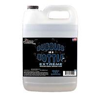 Master Fog Bubbles In A Bottle High Output Bubble Machine Juice Fluid Gallon on Sale