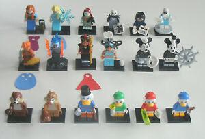 LEGO-71024-Minifiguren-Lego-Disney-Serie-2-Einzelfiguren-Auswaehlen