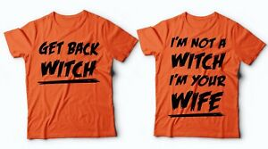 Halloween Costume T Shirts Funny Family Halloween Shirts Couple Halloween Shirts Ebay
