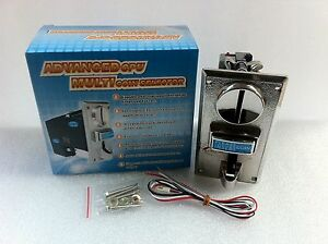 Multi Coin Acceptor Selector Mechanism Vending machine | eBay