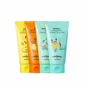TONYMOLY-Pokemon-Foam-Cleanser-150ml-4-Type