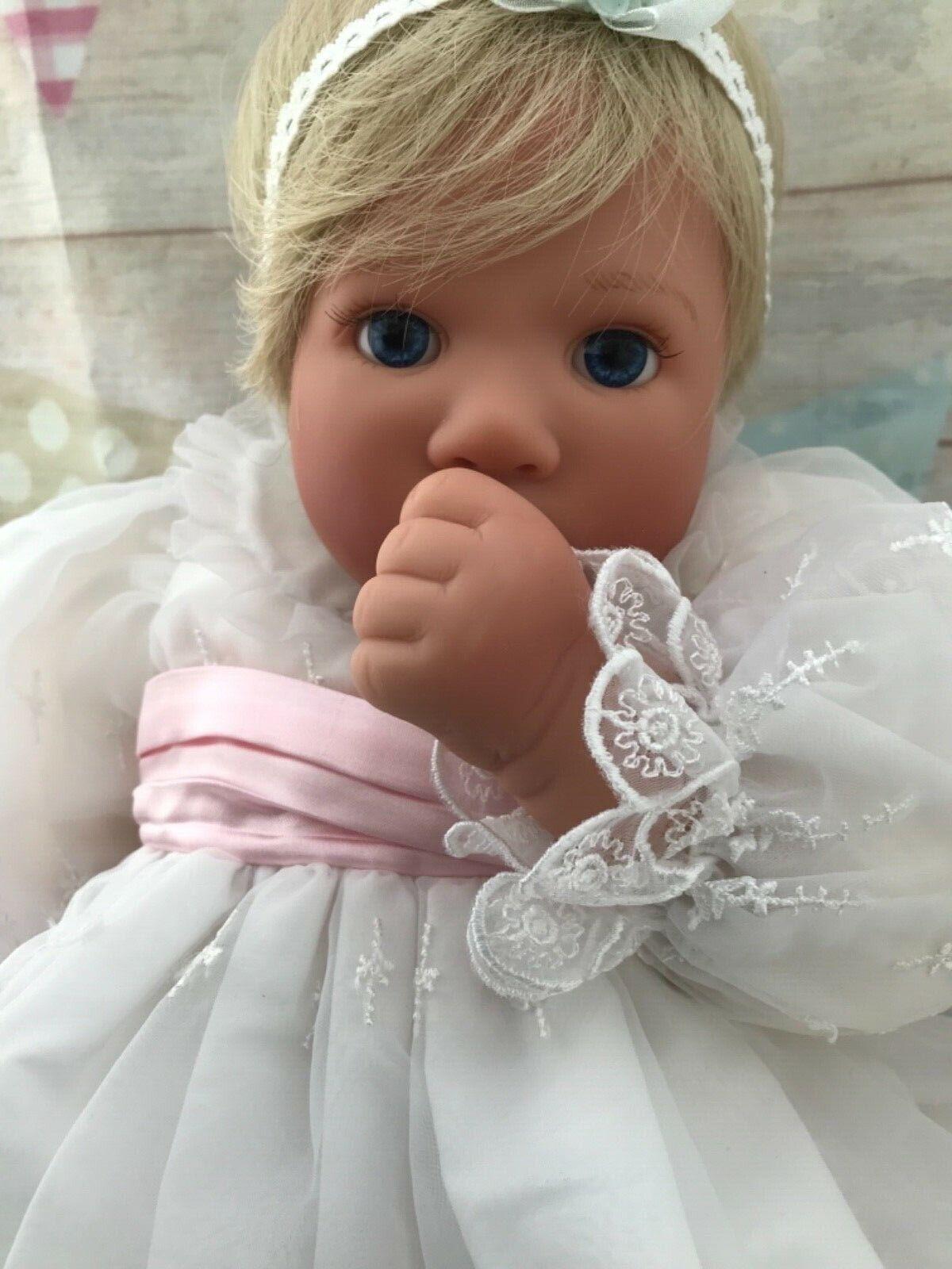 Jahr ADORABLE 1998 LEE MIDDLETON Girl Baby Doll (AB)