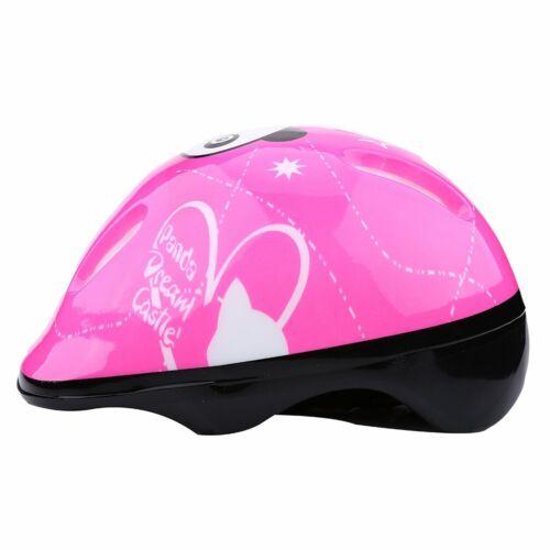 7 in 1 Protektorenset Kinder Helm Skateboard Schonerset Outdoor Fahrrad Sport