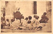 B86341 la sceur et le catechisme des tout petits zanzibar types folklore child