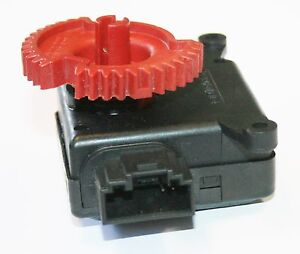 VW-Polo-9N-Air-Heater-Vent-Flap-Positioning-Motor-Square-Plug-6Q2-907-511