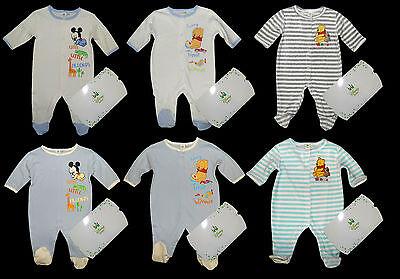 62 68 74 80 86 92 Winnie Pooh Overall Pyjama Strampler Gr Neu Disney Mickey o
