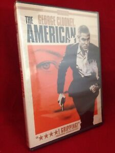 The-American-DVD-Brand-New-Clooney-2010