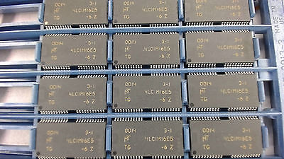HYUNDAI HY57V161610DTC-7 50-Pin TSOP SDRAM 1Mx16 IC New Lot Quantity-3
