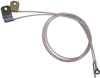 1967-1969 Plymouth Barracuda new direct fit convertible top hose line set pair